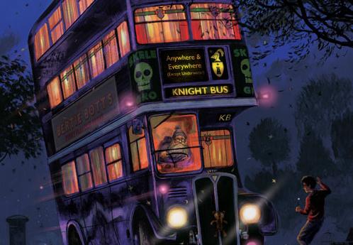 Harry Potter ve Azkaban Tutsağı (3) Resimli Özel Baskı