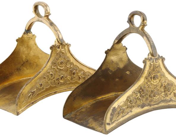 Tombak Üzengi - A. Naim Arnas Koleksiyonu