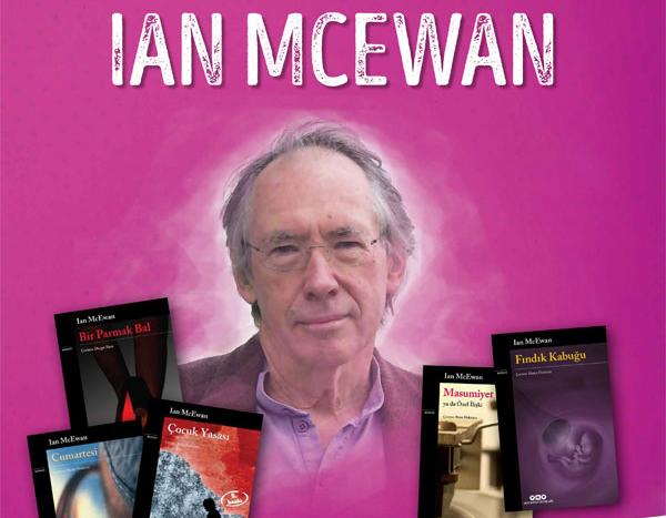 Nisan Ayı Yazarı: Ian McEwan