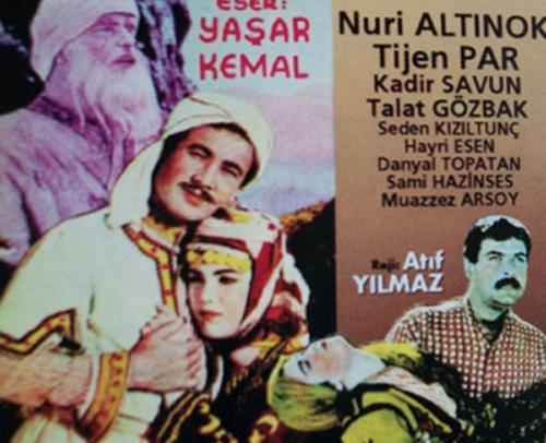 Yaşar Kemal Anısına - Yaşar Kemal Filmleri