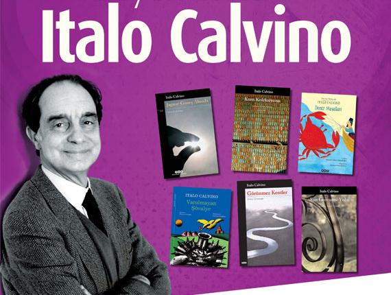 Haziran Ayı Yazarı: Italo Calvino