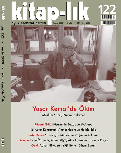 Yaşar Kemal'de Ölüm