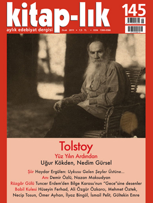 Tolstoy - Yüz Yılın Ardından