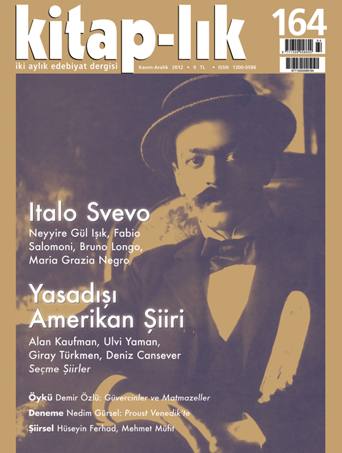 Italo Svevo - Yasadışı Amerikan Şiiri