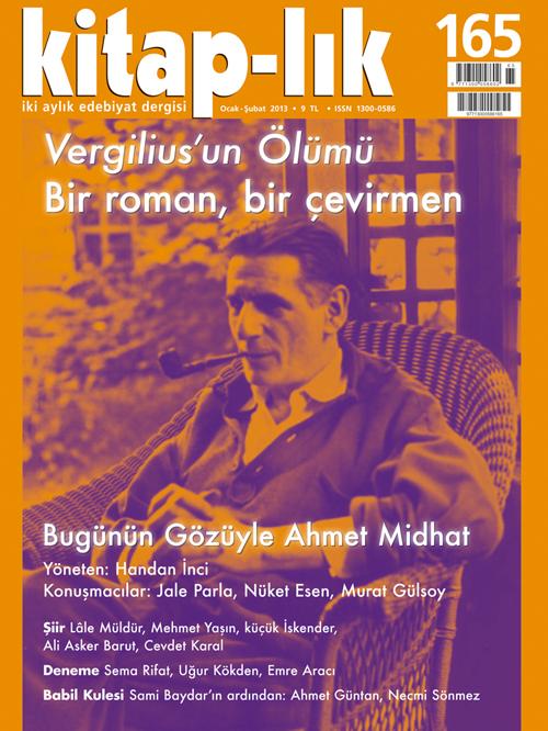 Vergilius'un Ölümü - Bir roman, bir çevirmen