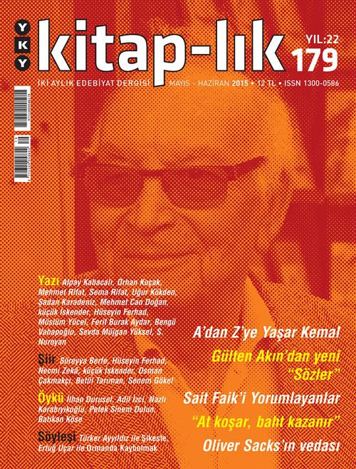 A'dan Z'ye Yaşar Kemal