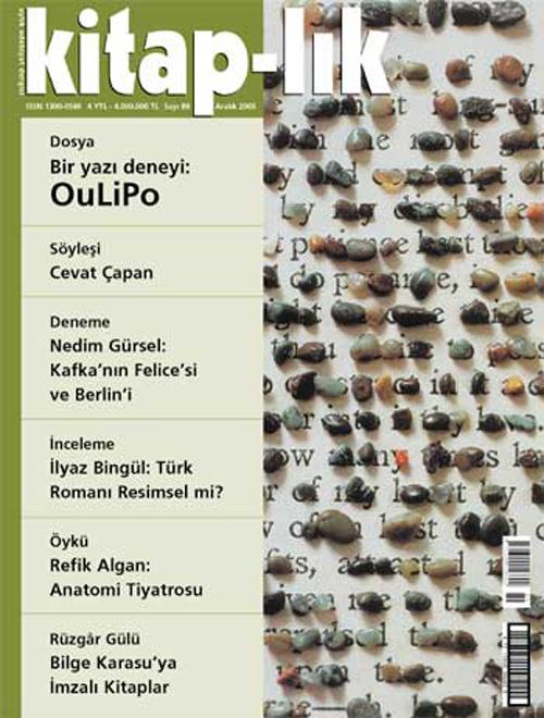 Bir yazı deneyi: OuLiPo