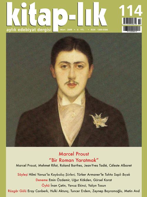 Marcel Proust - Bir Roman Yaratmak
