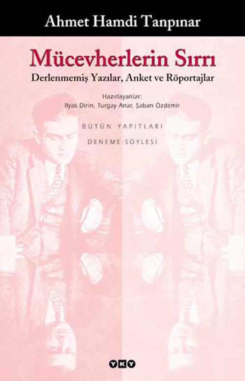 Mücevherlerin Sırrı, Ahmet Hamdi Tanpınar, YKY