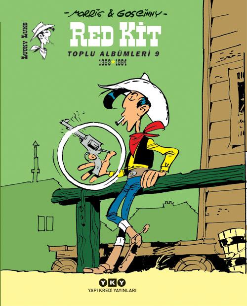 Red Kit - Toplu Albümleri 9 - 1963/1964