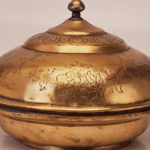 Tombaklar ve Gümüş Eşyalar Koleksiyonu