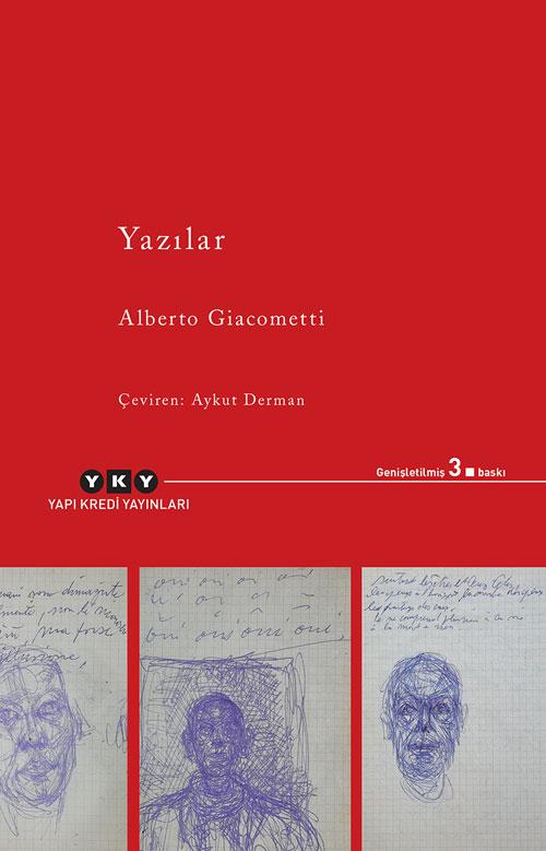 Yazılar - Alberto Giacometti