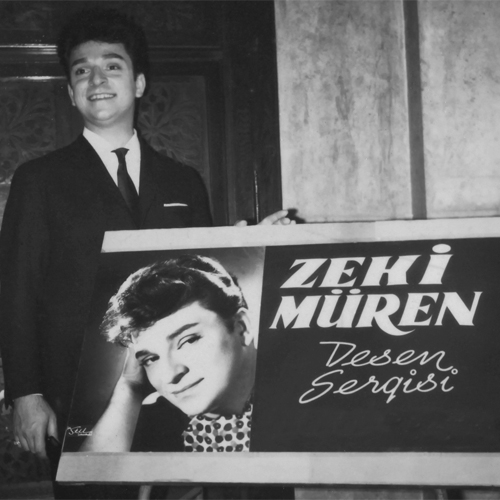 """I Loved Purple"" - Zeki Müren"