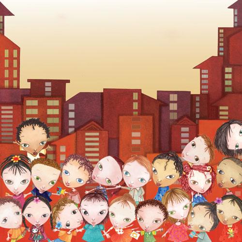 Şehir Çocukları ya da Çocukların Şehri