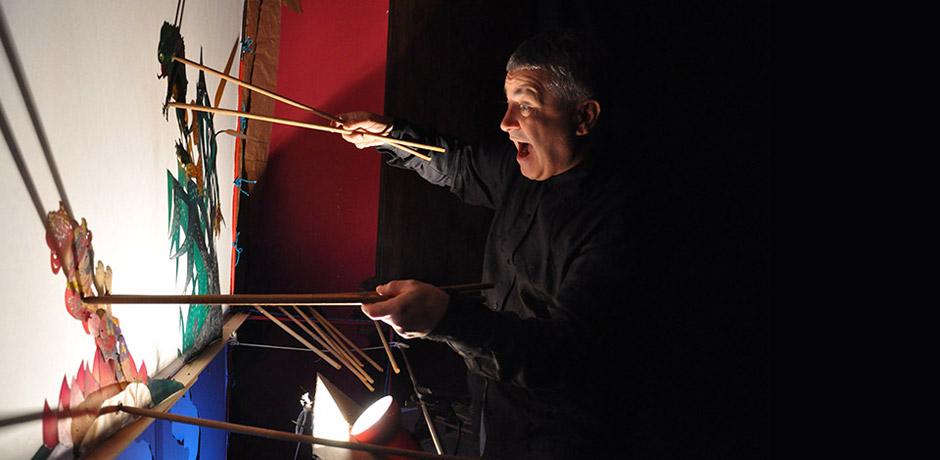 Karagöz Gösterisi: Sihirli Lamba