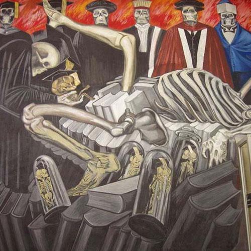 Meksika Dörtlüsü ve Portinari - Rivera, Siqueiros, Orozco, Tamayo