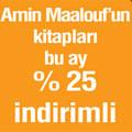 Ocak Ayı Yazarı: Amin Maalouf