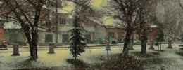 Kapıların Kışında