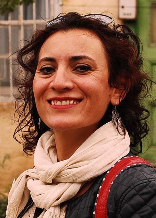 Makbule Aras Eivazi