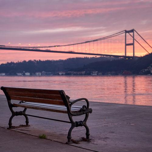 İstanbul Kıyı, Onlar Öykücü