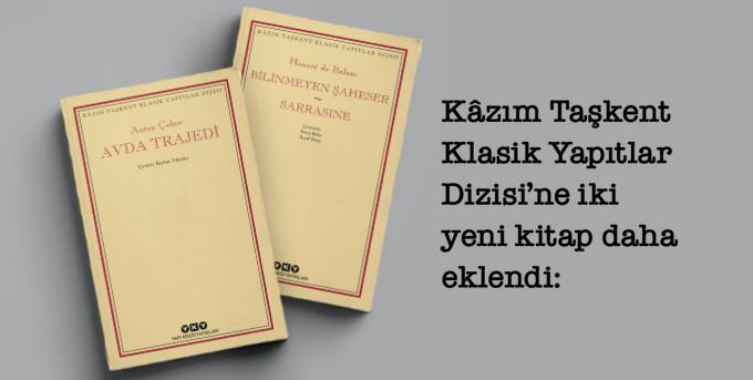 Kazım Taşkent Klasik Yapıtlar - Yeni Kitaplar