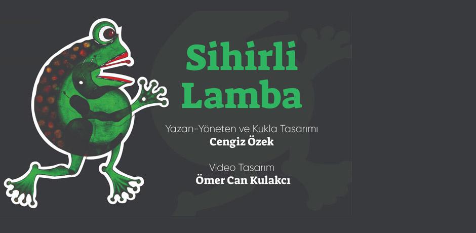 """Karagöz Gösterisi - """"Sihirli Lamba"""""""