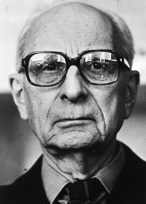 Claude Lévi- Strauss