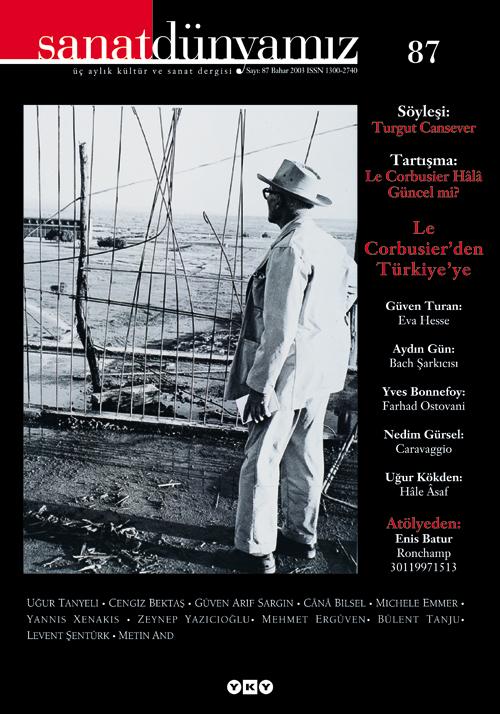 Le Corbusier'den Türkiye'ye