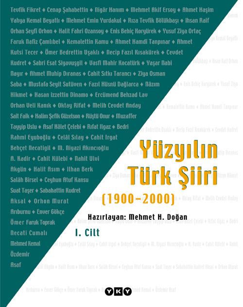 Yüzyılın Türk Şiiri Antolojisi (3 cilt)