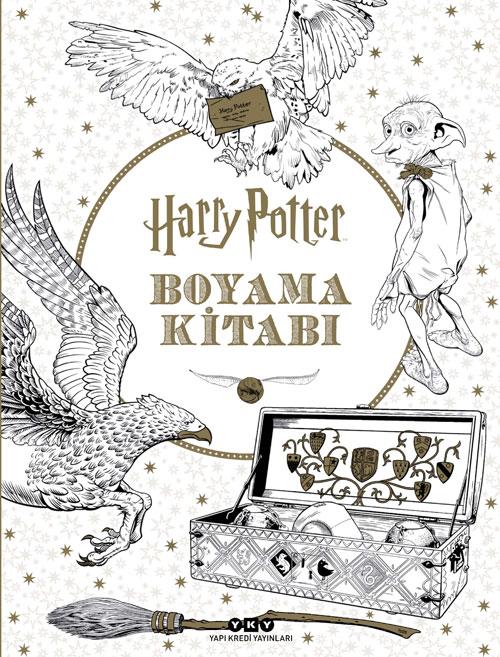 Harry Potter Boyama Kitabi Yapi Kredi Yayinlari