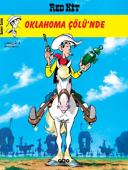 Oklahoma Çölü'nde - Red Kit 18