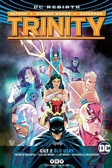 Trinity Cilt 2: Ölü Uzay