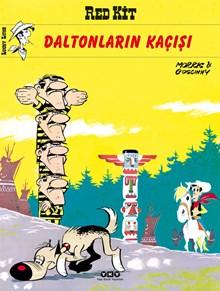 Daltonların Kaçışı - Red Kit 45