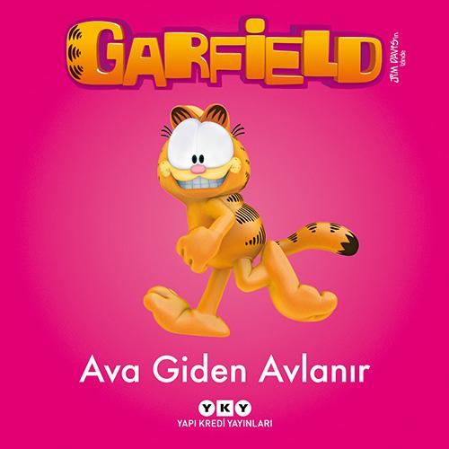 Garfield 2 - Ava Giden Avlanır
