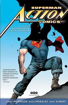 Superman Action Comics - Superman ve Çelik Adamlar