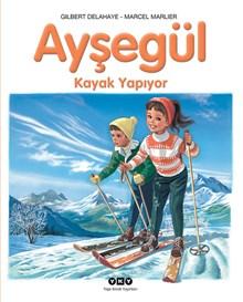 Ayşegül - Kayak Yapıyor