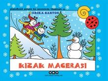 Uğurböceği Sevecen ile Salyangoz Tomurcuk 29 - Kızak Macerası