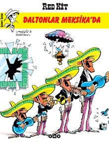 Daltonlar Meksika'da - Red Kit 10