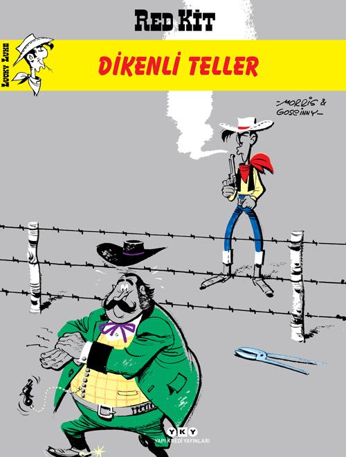 Dikenli Teller - Red Kit 16