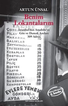 Benim Lokantalarım - İstanbul'dan Anadolu'ya Göz ve Damak Anıları 309 Adres