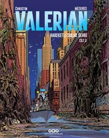 Valerian Cilt 1- Hareketli Sular Şehri
