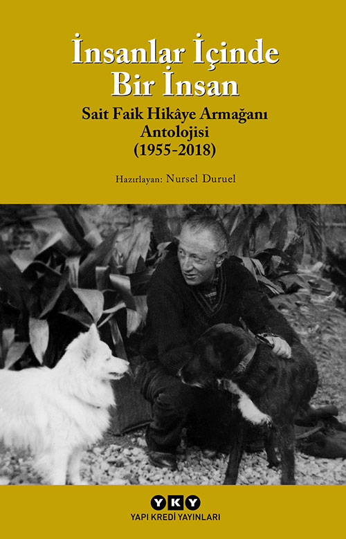 İnsanlar İçinde Bir İnsan - Sait Faik Hikâye Armağan Antolojisi (1955-2007)