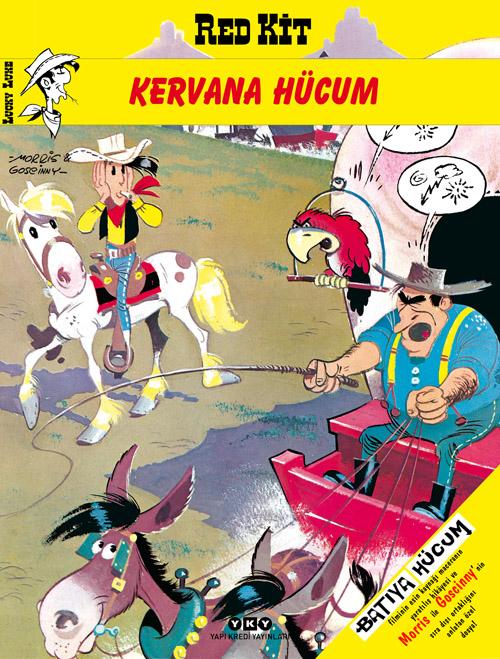 Kervana Hücum - Red Kit 13