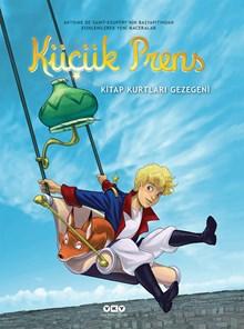 Küçük Prens 11 - Kitap Kurtları Gezegeni