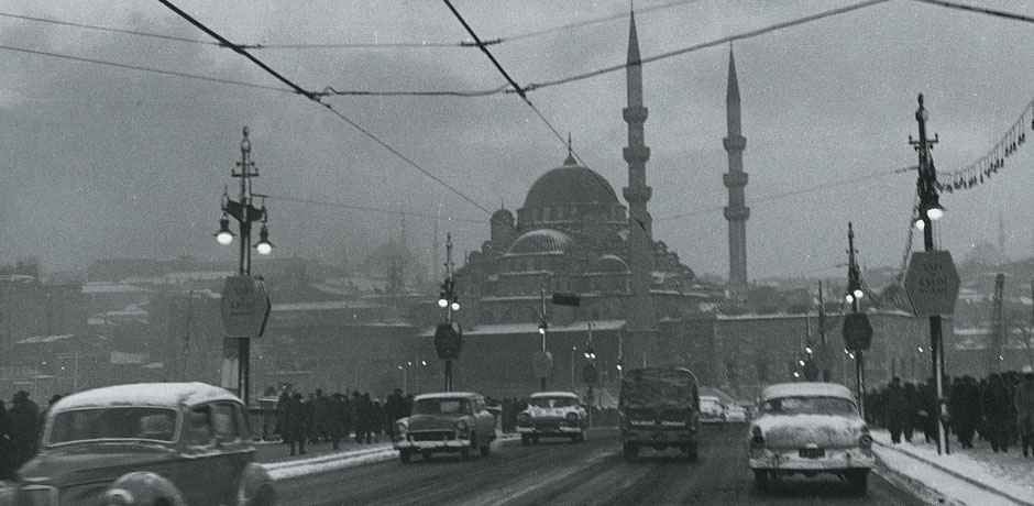 Fotoğraflarla Sözcükler Arasında İstanbul