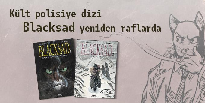 Blacksad 2. Cilt – Arktik Irk (Karton Kapak)