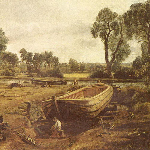 Romantik Peyzaj: Constable, Friedrich ve Turner