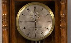 Mustafa Şemi yapımı saat, Dolmabahçe Saat Müzesi