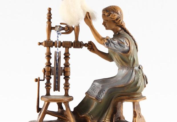 İp eğiren kız biblosu, Ömer Tatari Koleksiyonu