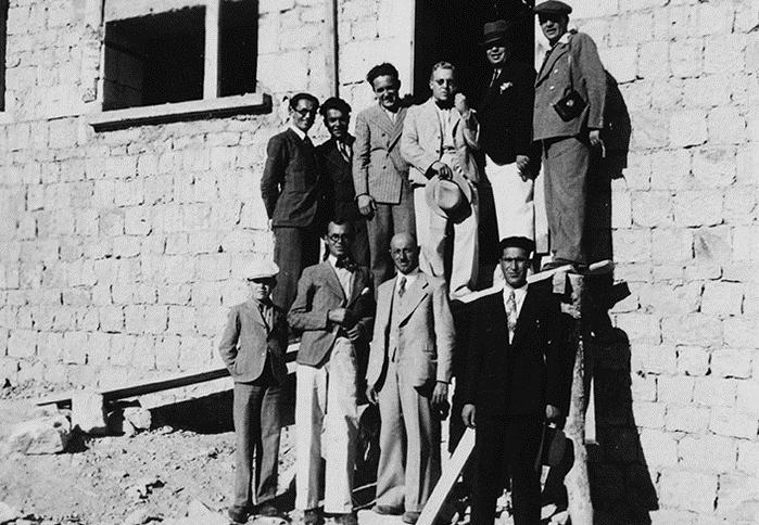 Kayseri, Temmuz 1939 (Sabahattin Ali'nin objektifinden)